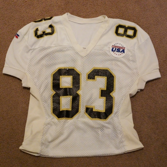 pretty nice 8b434 2f73e Southern Miss Golden Eagles Jersey Game Used? 50